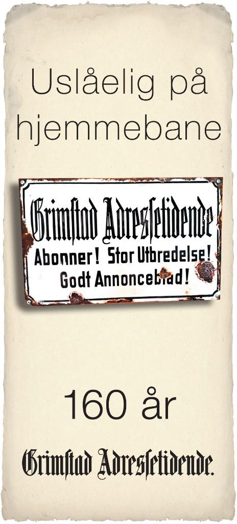 Grimstad Adressetidende AS