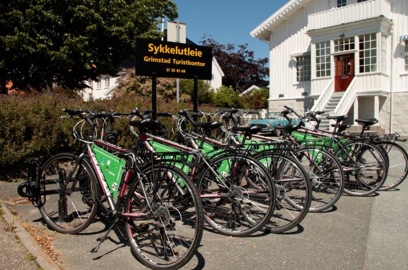 GT-sykler